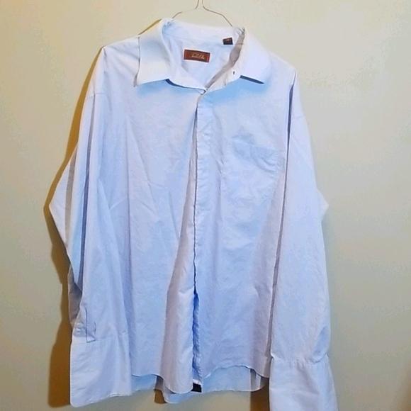 Tasso Elba Light Blue Dress Shirt